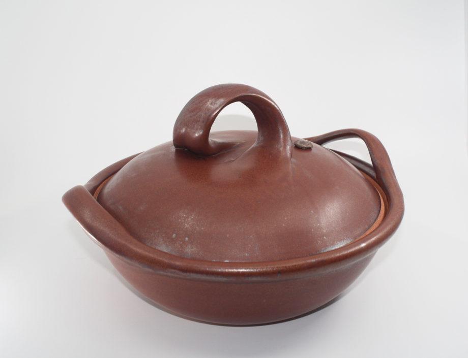 Ceramic donabe