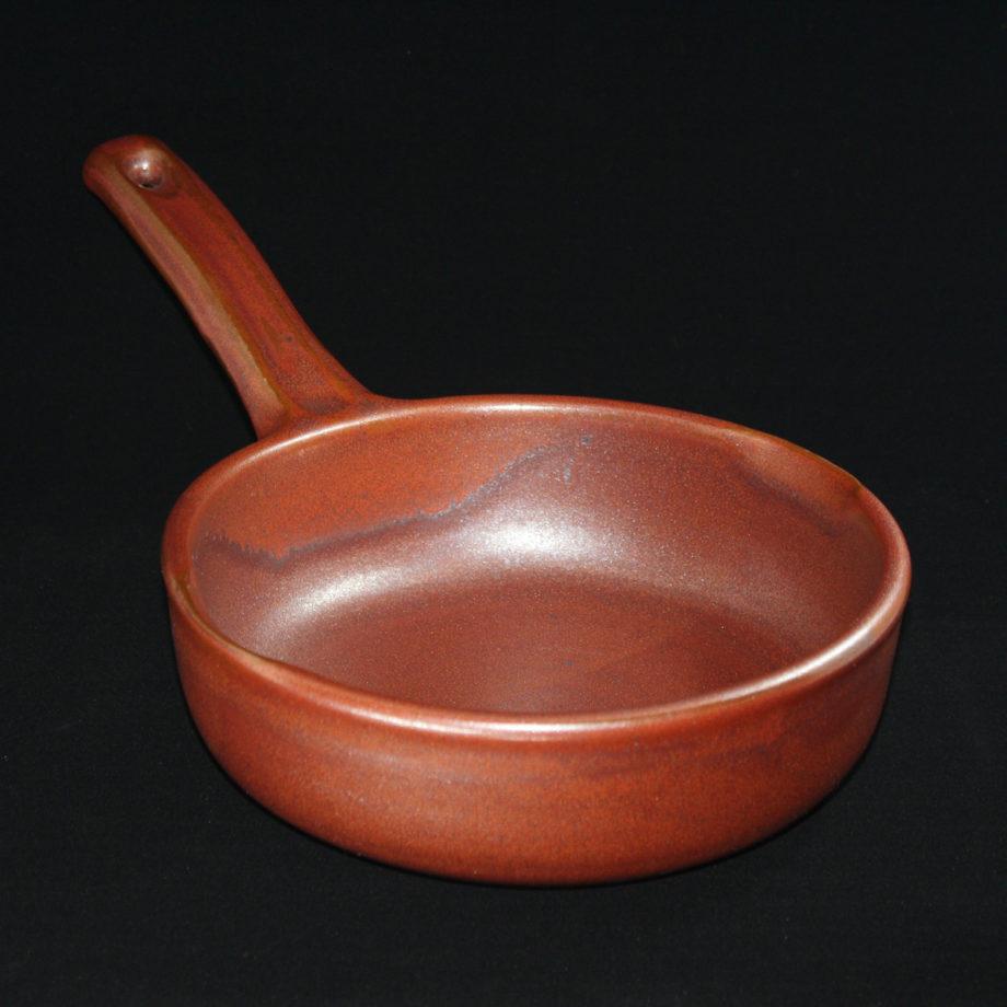 Wide Clay Saucepan